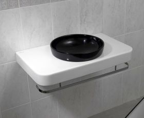 Vitra Waterjewels 1200mm Countertop With Hole