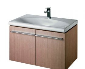 Ideal Standard Daylight 800mm Wall Hung Vanity Unit
