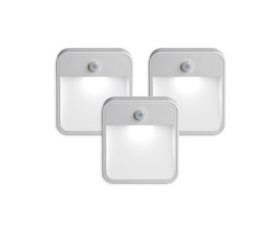 Unique Lighting Motion Sensor LED Light (3 Pack)