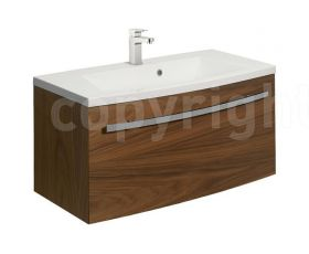 Bauhaus Stream 85 Single Drawer Unit & Basin