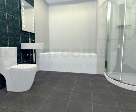Asti Essentials Full Bathroom Suite