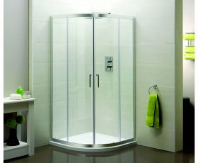 Essential Design Quadrant Shower Package
