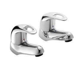 Pegler Izzi Basin Pillar Taps