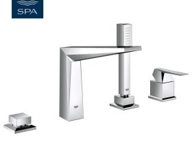 Grohe Allure Brilliant 4-hole Bath Shower Set