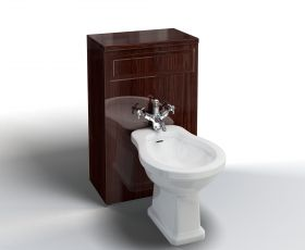 Burlington Solid Wood Traditional Bidet Unit