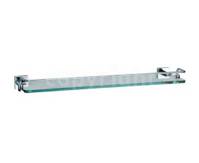 Crosswater Zeya Glass Shelf with Rail