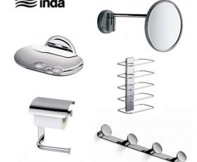 Inda 5 Piece Accessory Package
