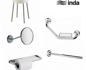 Inda 5 Piece Less Abled Accessory Package
