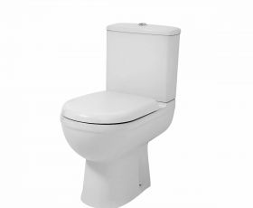 Phoenix Emma Comfort Height, Close Coupled Toilet Suite