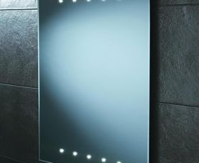 HIB Duna LED Mounted Mirror