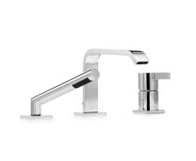 Dornbracht IMO Three Hole Single Lever Bath Mixer