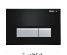 Geberit Sigma40 DuoFresh Odour Extraction Flush Plate