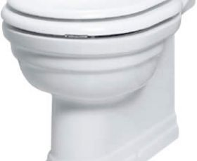 Imperial Classic Back to Wall Toilet & Cistern