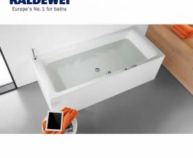 Kaldewei Soundwave Sound System for Baths