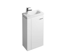 Ideal Standard Concept Space 450mm Floor Standing Vanity Unit with Basin (LH)