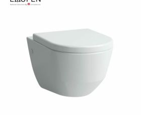 Laufen Pro Wall Hung Toilet with Soft Close Seat