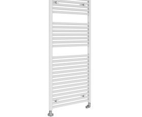 Mere Hugo Contemporary Towel Drying Radiator - Gloss White
