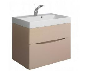 Bauhaus Glide II 70 Wall Hung Vanity Unit with Basin