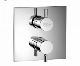 Pegler Chara Concealed Thermostatic Shower Valve