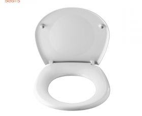 Pressalit 716 Standard Toilet Seat with Cover