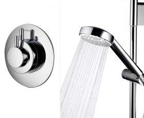 Aqualisa Dream Concealed Valve Shower Set