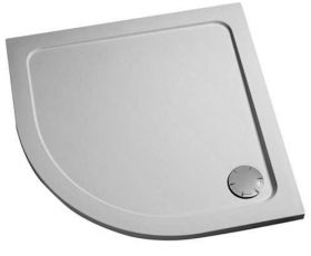 Mira Flight Low Quadrant Shower Tray with Waste