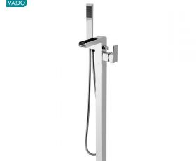 Vado Synergie Bath Shower Mixer with Waterfall Spout