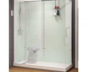 Kinedo Kinemagic Shower Cubicle With Shower Kit