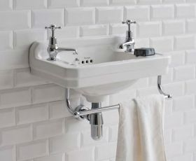 Burlington Edwardian Cloakroom Basin