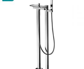 Vado Summit Floorstanding Bath Mixer with Shower Kit