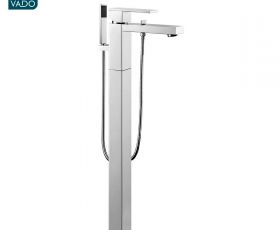 Vado Notion Bath Shower Mixer with Shower Kit