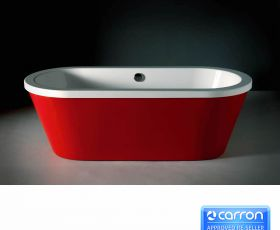 Carron Freestanding Halcyon Colours Bath