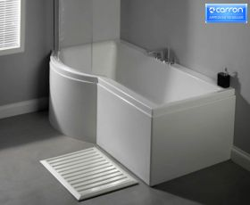 Carron Urban Shower Bath