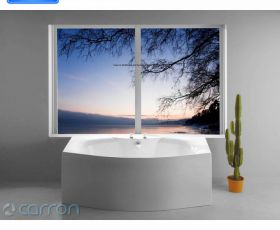 Carron Mistral 1800x700/900mm Bath