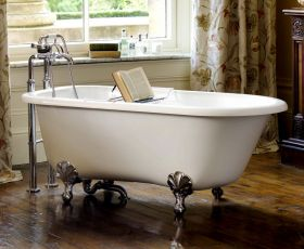 Victoria and Albert Hampshire Single Ended Bath