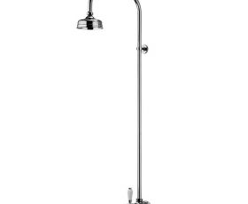 Aqualisa Aquatique Thermo Exposed Mixer with Drench Shower Head