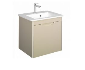 Bauhaus Solo Calico Vanity Unit and Basin 500mm