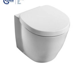 Ideal Standard Concept Freedom XL Back-to-wall Raised Height WC Suite