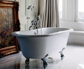 Burlington Windsor Double Ended Bath (170cms)