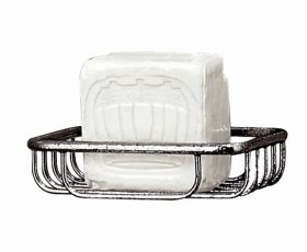 Imperial Bathrooms Victorian Shower Tidy Soap Rack