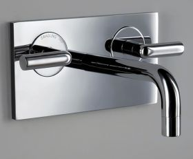 Swadling New Absolute2 Contemporary Wall Bath Mixer Tap 2C/7001BATH
