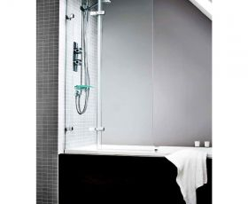 Showerlux DESIGNA Shower Screen (Wide Panel)