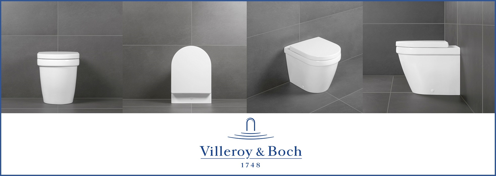 Villeroy & Boch Architectura Washdown Rimless WC