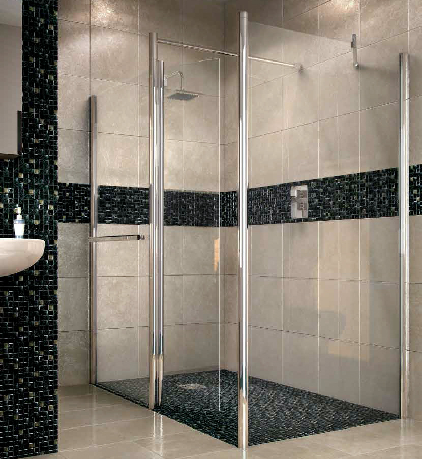 Abacus Shower Enclosures and Wet Rooms : UK Bathrooms