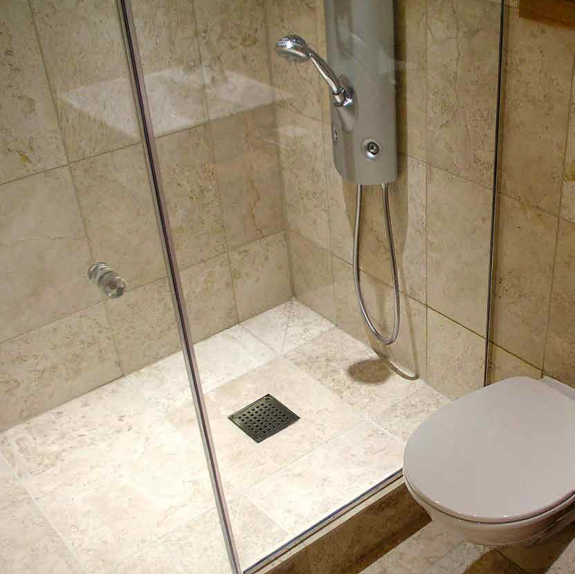 Spring Showers Bring Wet Basements: Abacus Shower Enclosures And Wet Rooms : UK Bathrooms