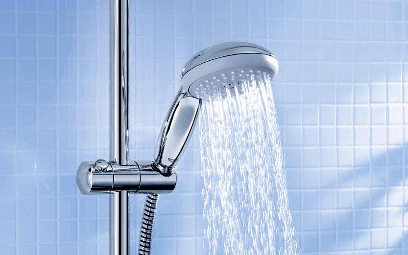 grohe brassware taps shower valves mixers uk bathrooms. Black Bedroom Furniture Sets. Home Design Ideas