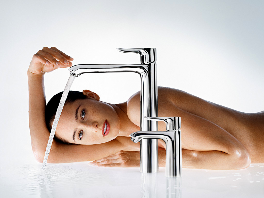 Hansgrohe taps shower valves german quality design for Unterschied grohe hansgrohe