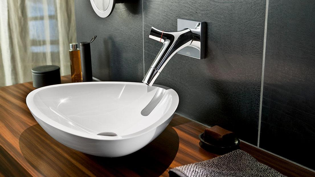 Hansgrohe Taps, Shower Valves - German Quality & Design : UK Bathrooms