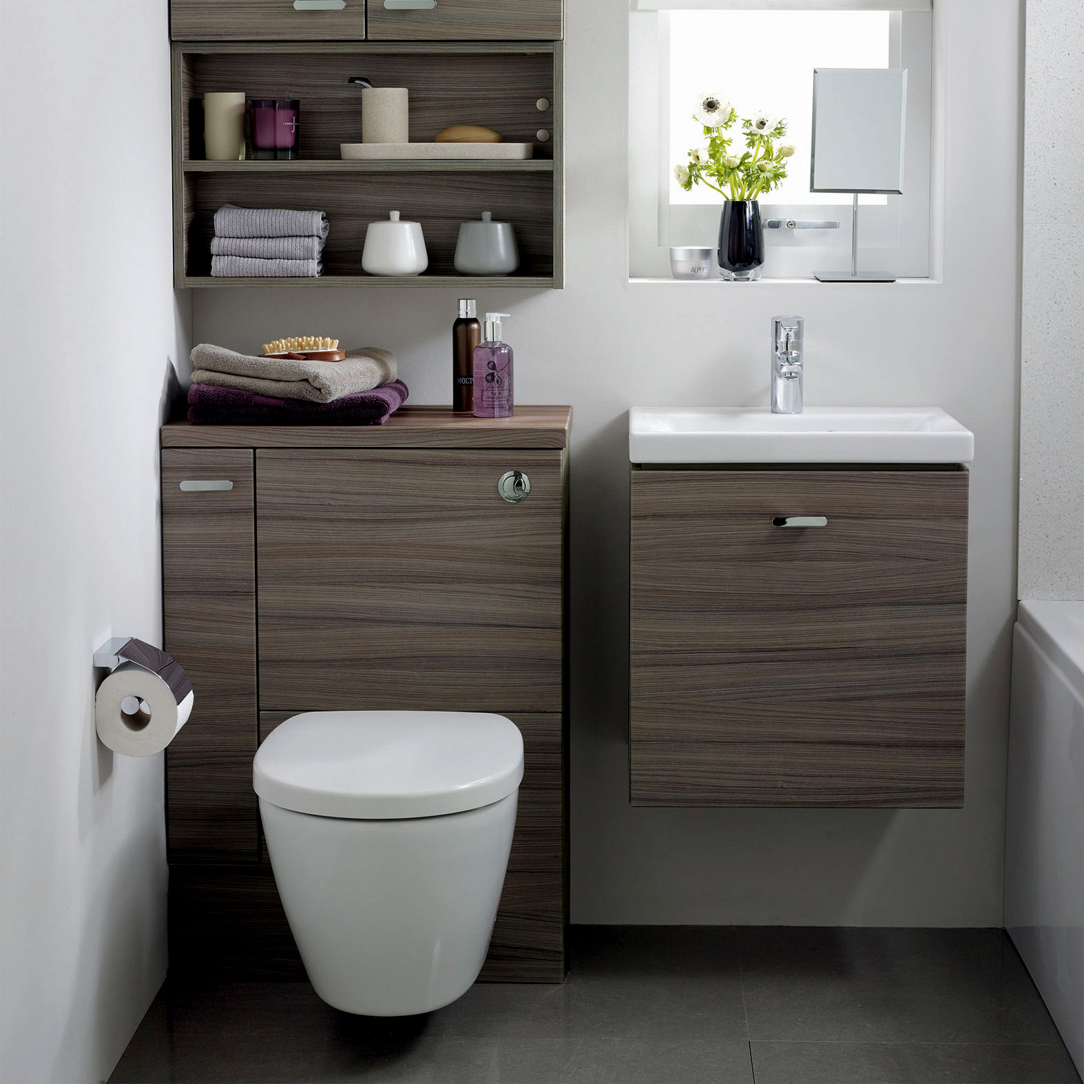 ideal standard modern styles at affordable prices : uk bathrooms