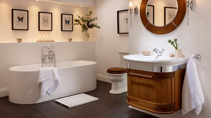 Imperial Furniture And Vanity Units Uk Bathrooms